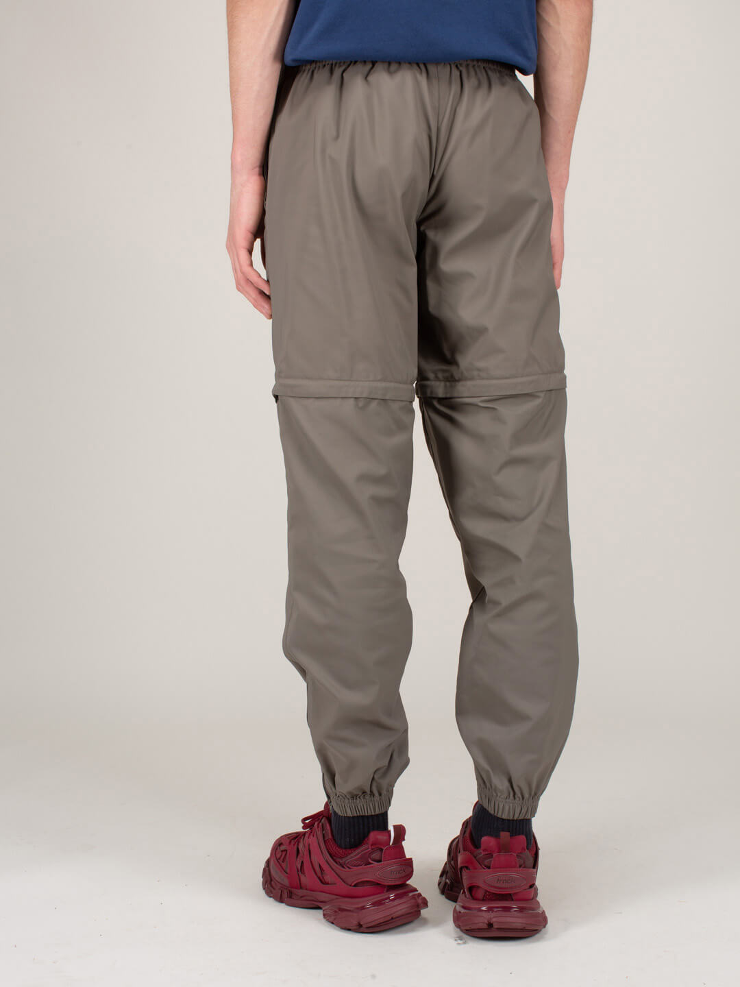 BALENCIAGA Tracksuits TRACKSUIT PANT THATCH BROWN