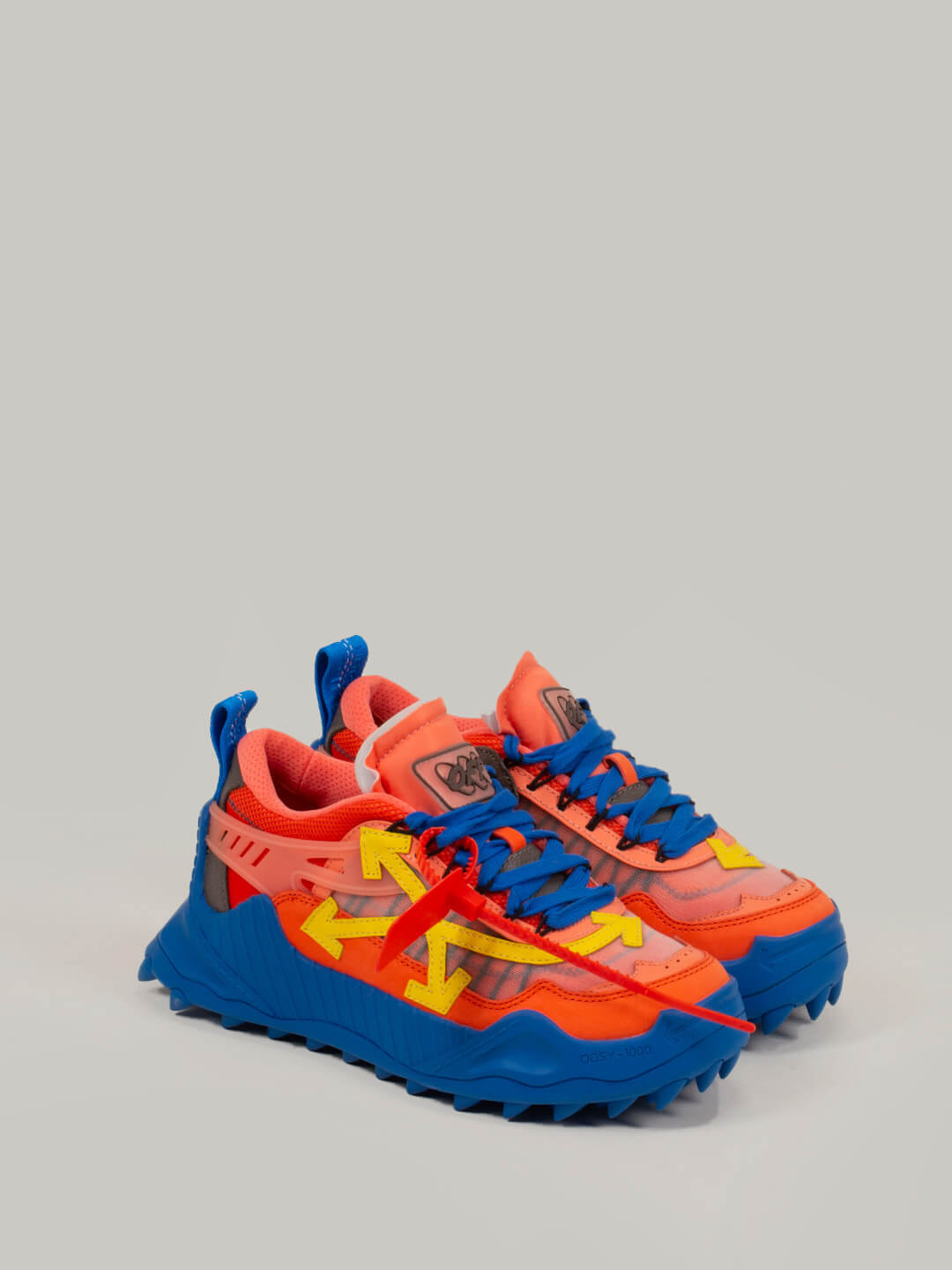 Off-White ODSY-1000 BLUE RED YELLOW