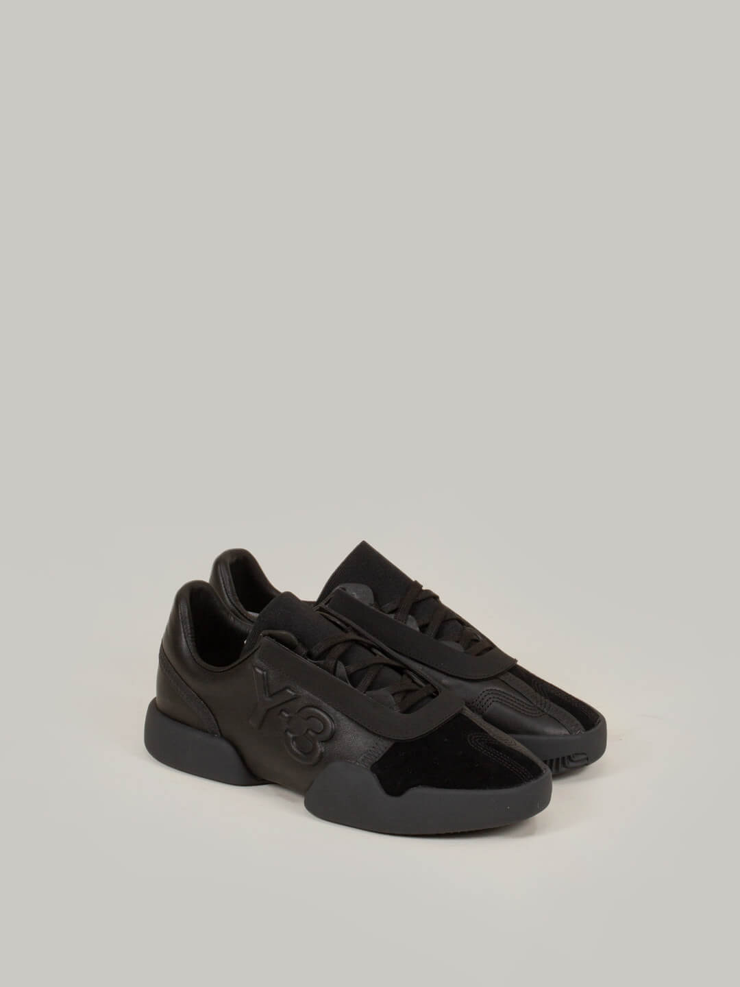 Y-3 YUNU SNEAKERS BLACK