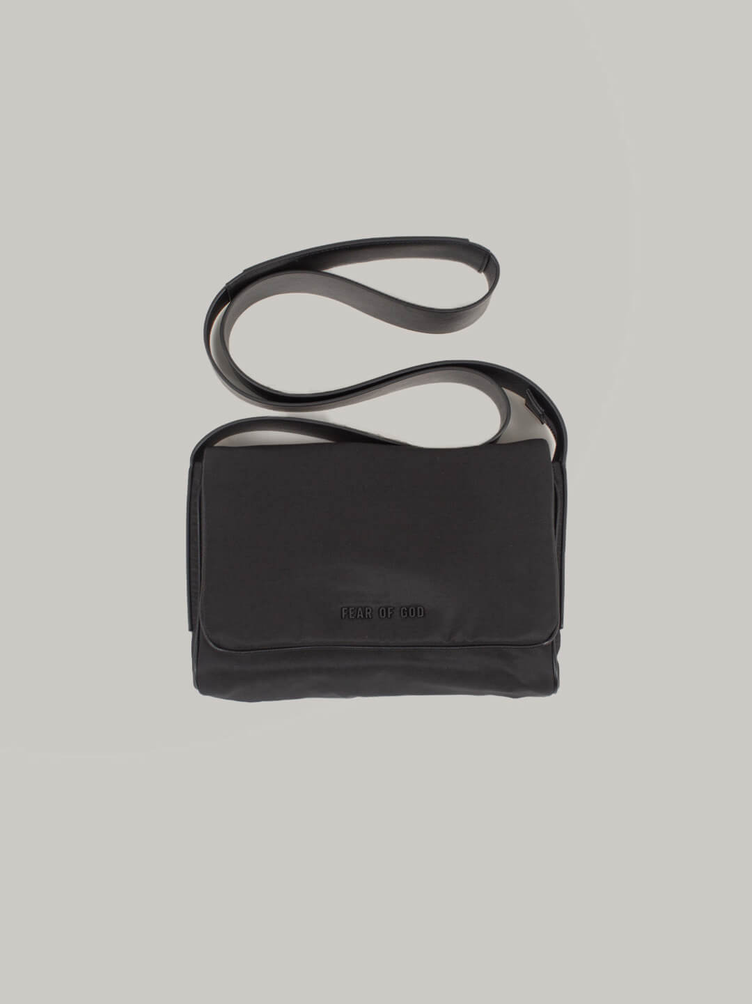 Fear Of God CROSSBODY BAG BLACK