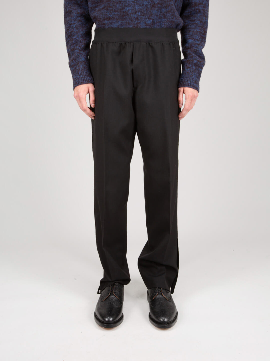 Oamc Wire Pant Black