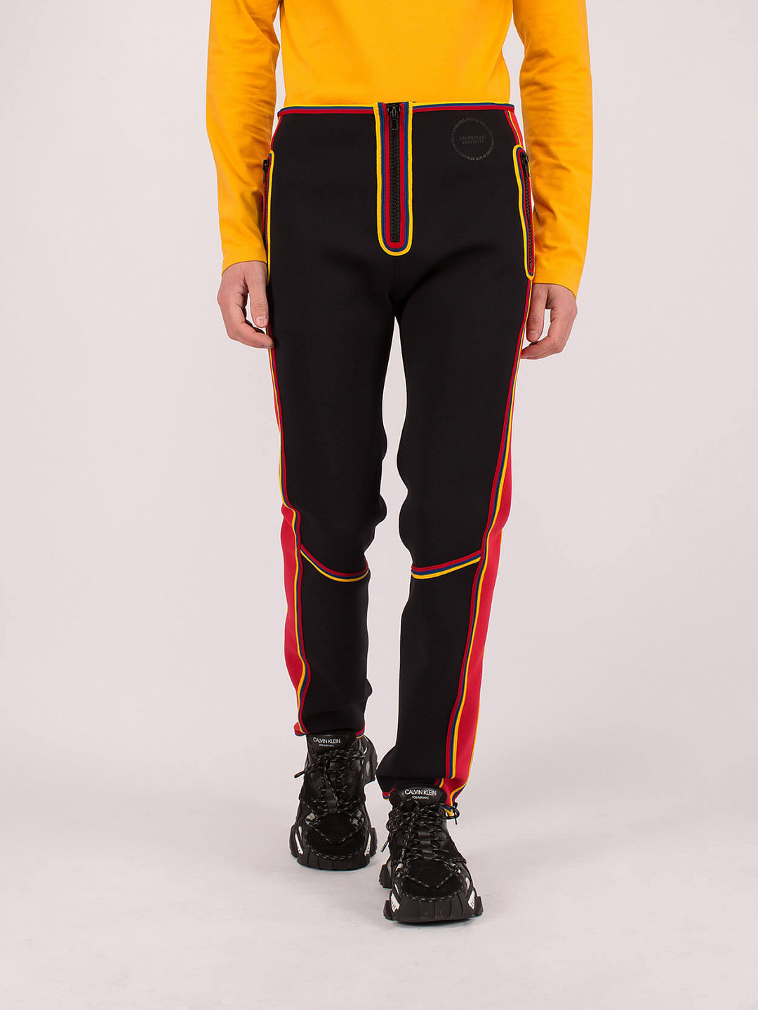 Trousers Neoprene black
