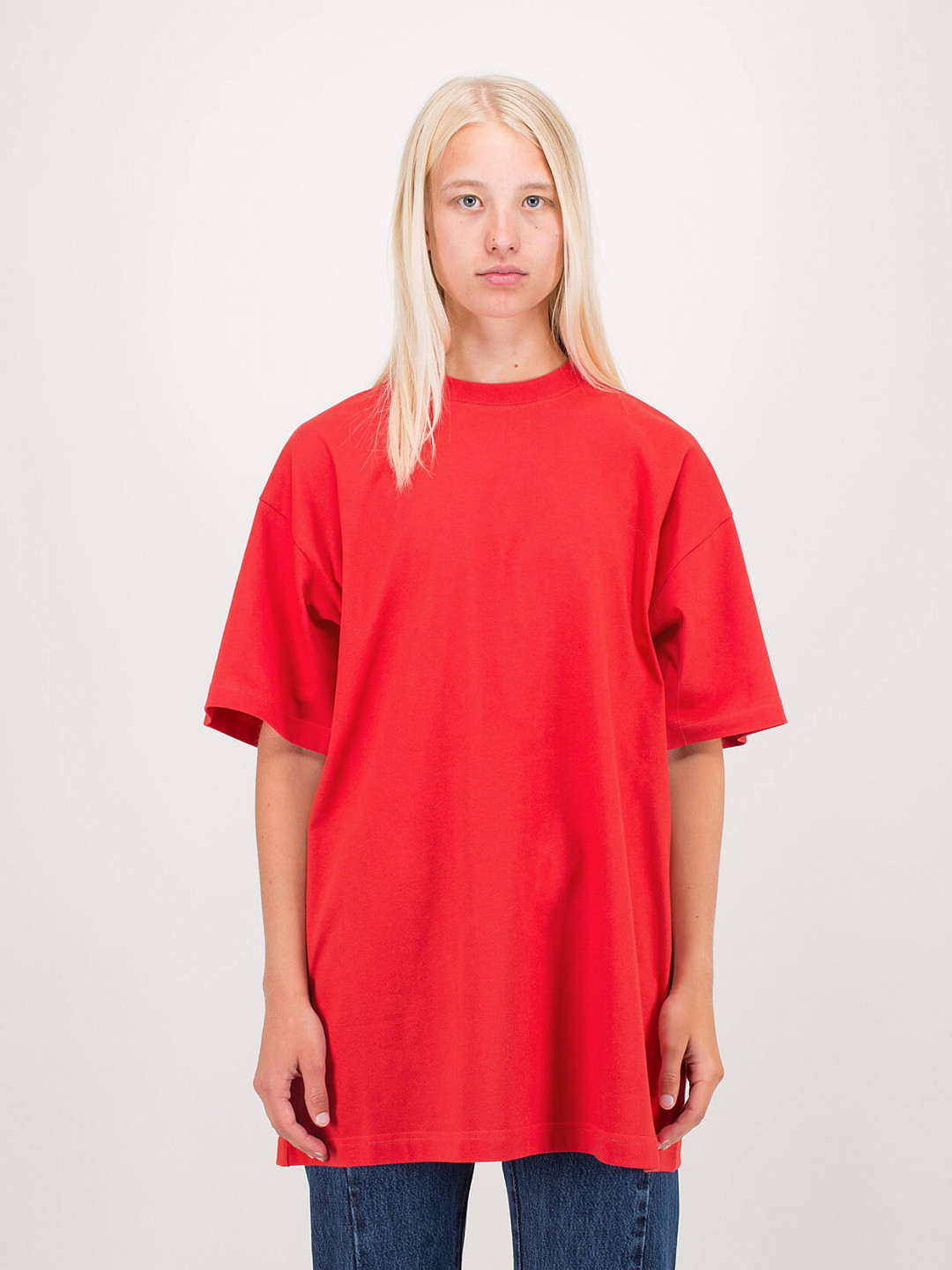 Atelier Patch Tee red