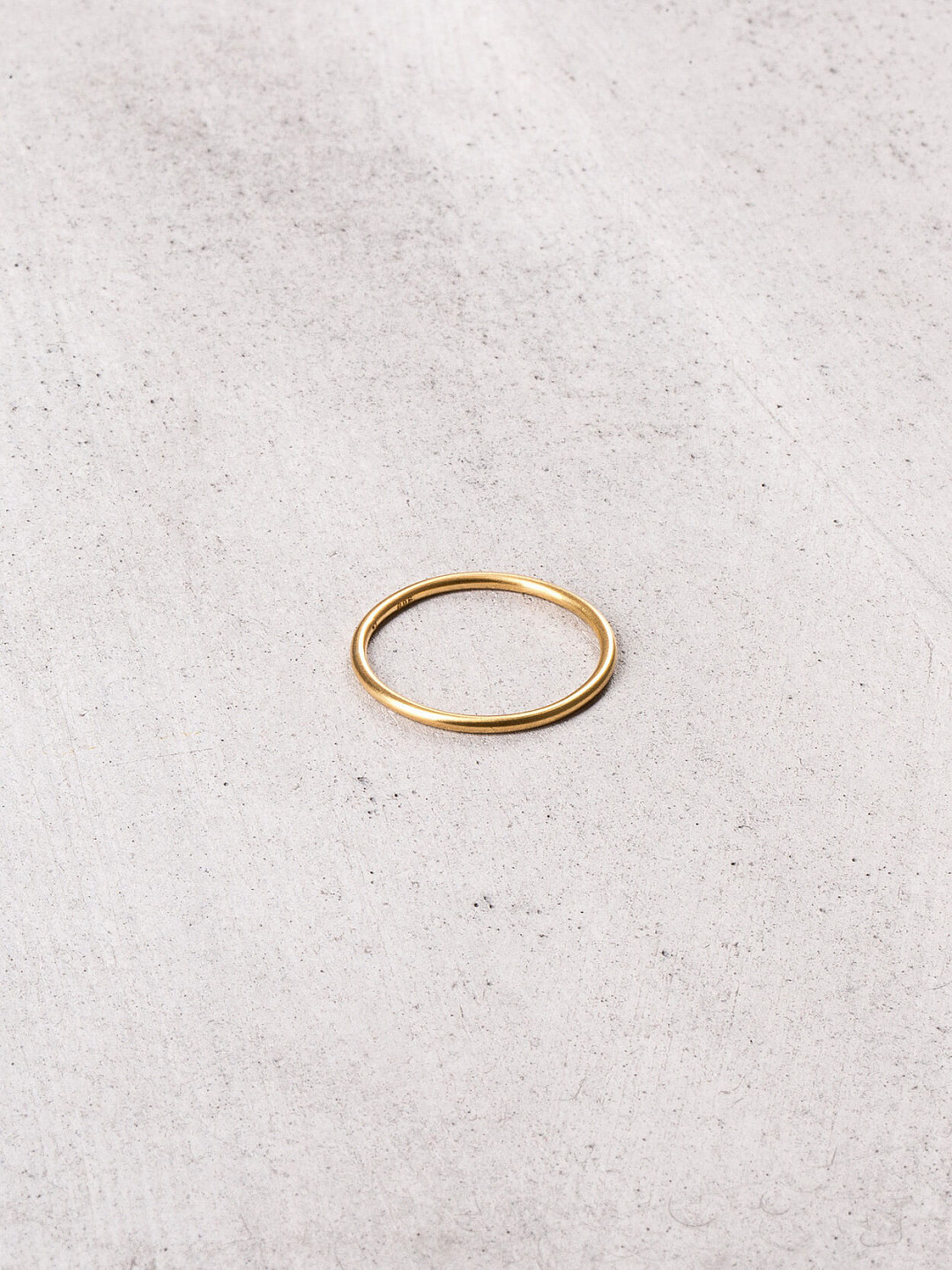 Fine Ring Gold