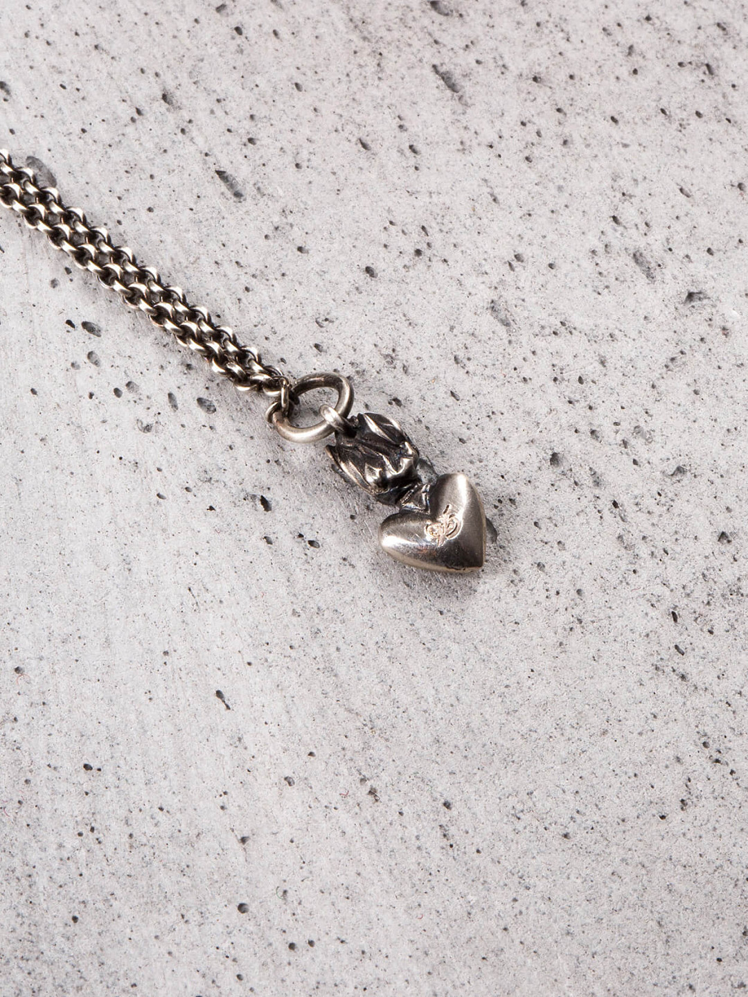 Chain Mini Heart