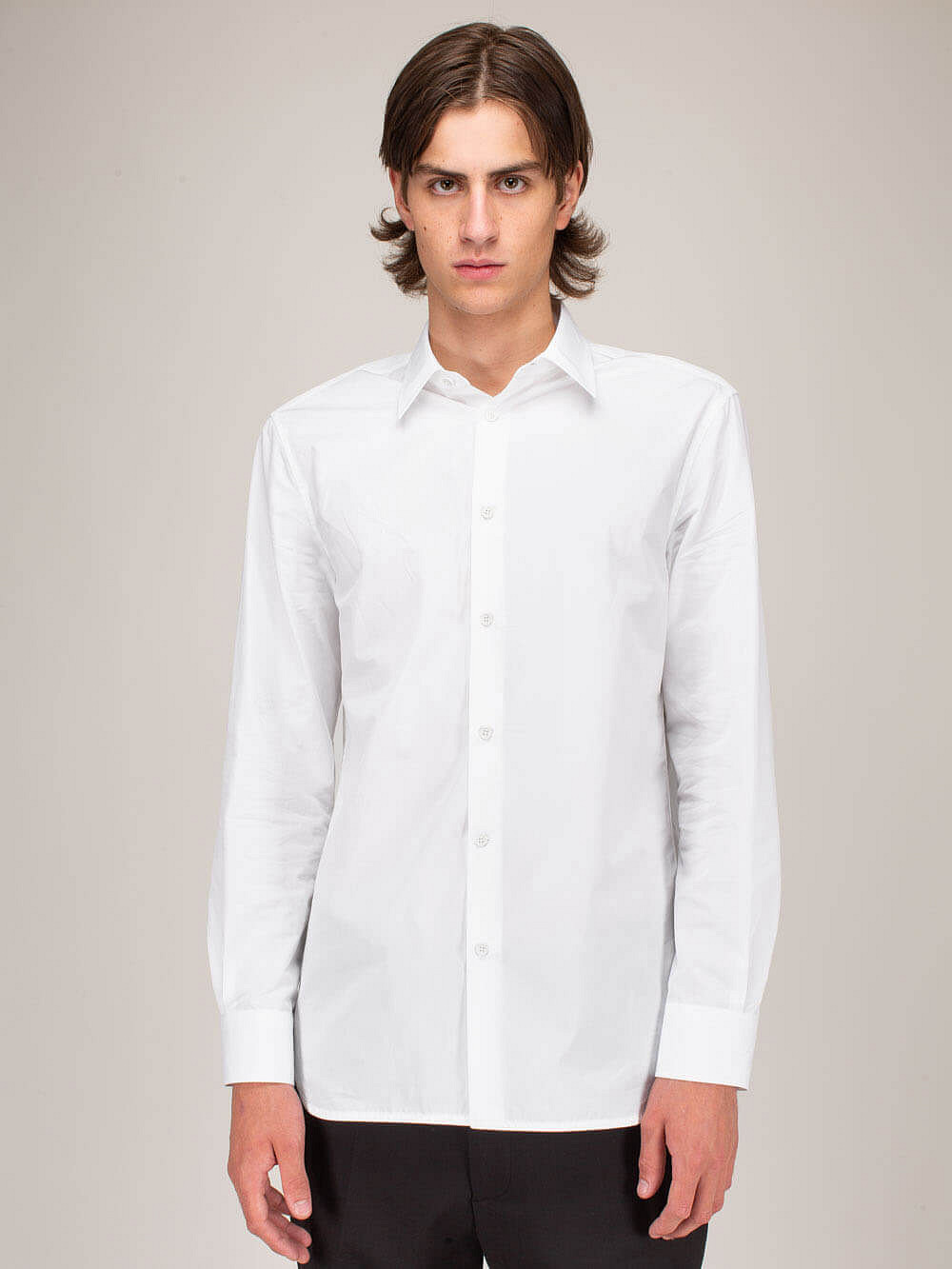 Shirt Fine Cotton Popeline