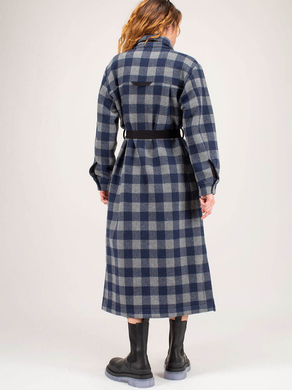 Sooth Stacey Hague dress blue
