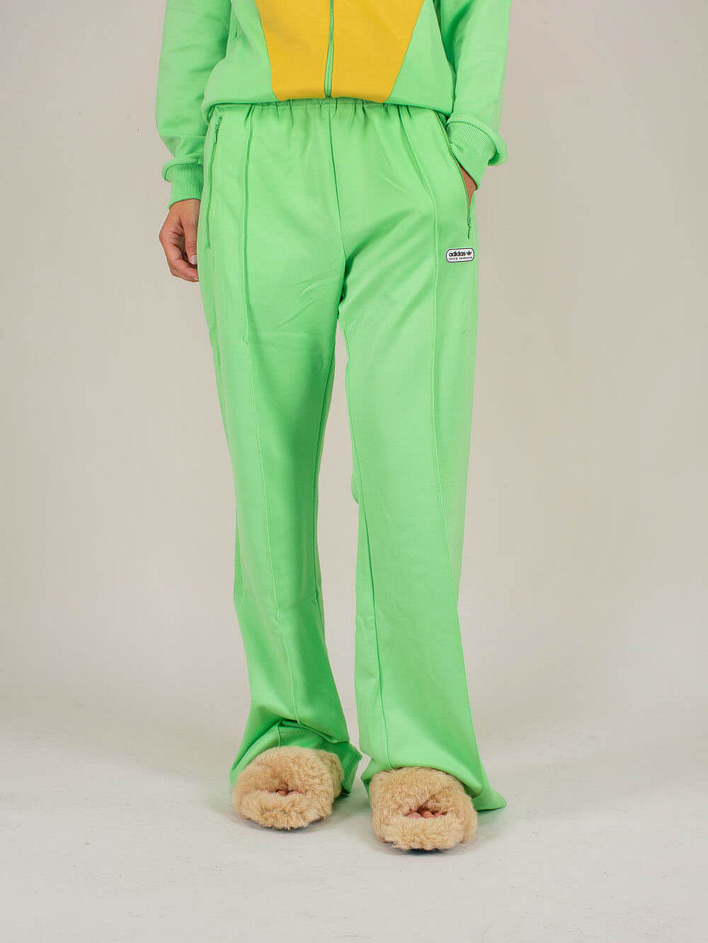 Trackpant green GE5840