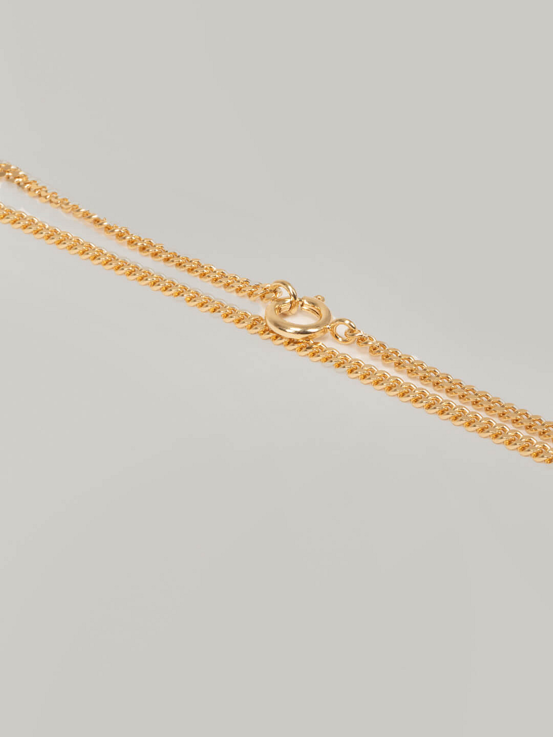Powder Necklace gold