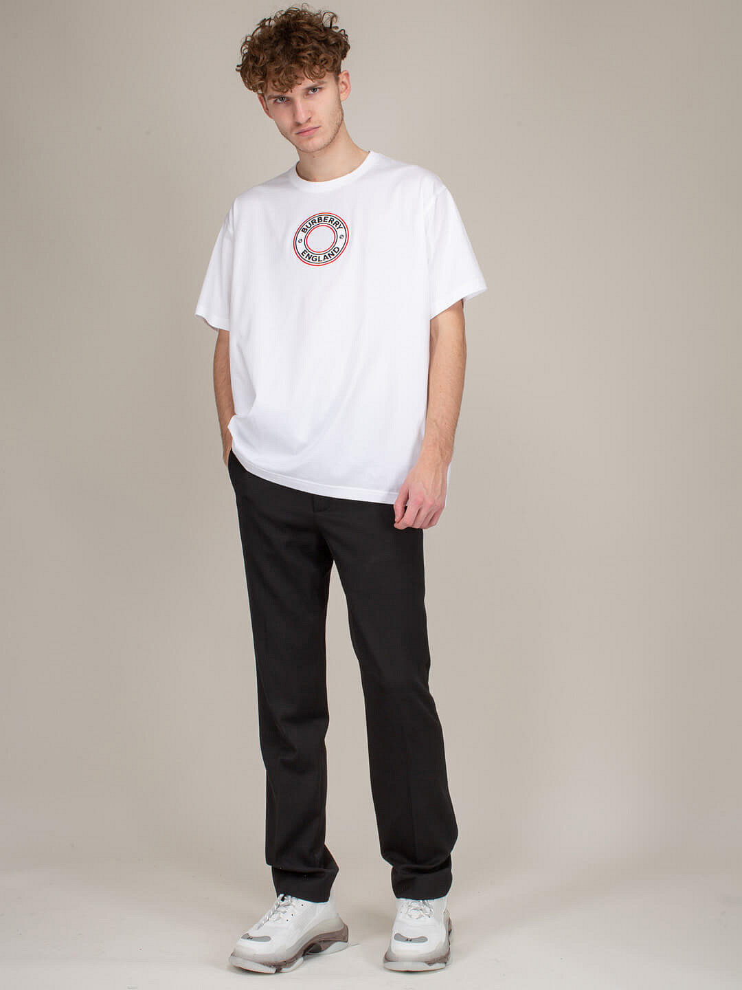 Archway Tee white