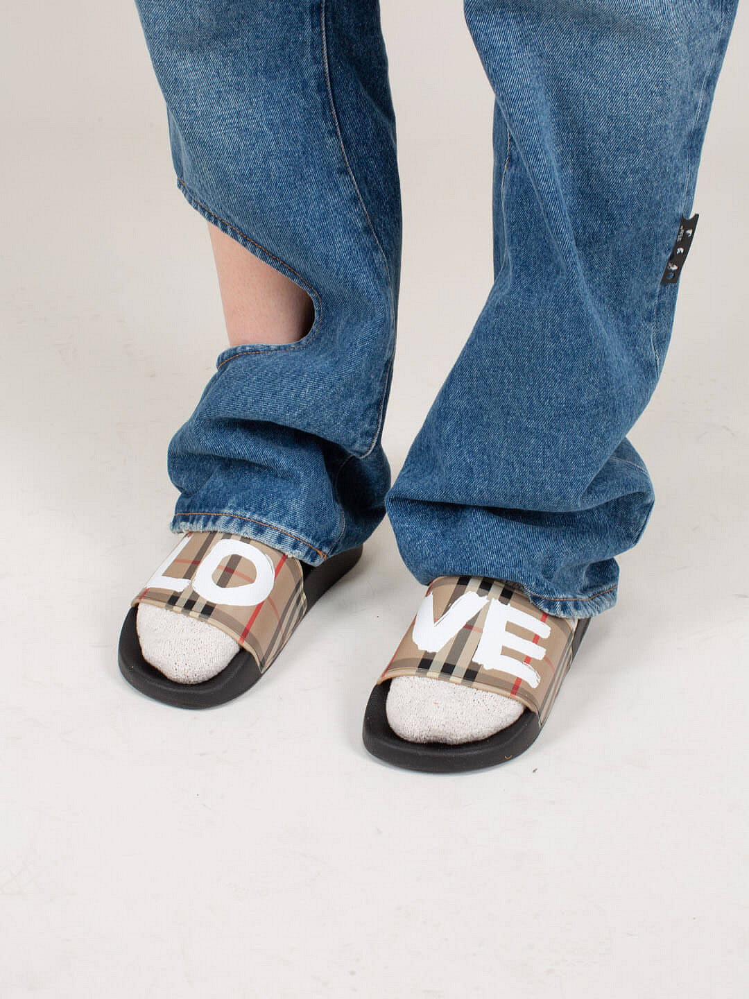 Furley Love Archive Slippers