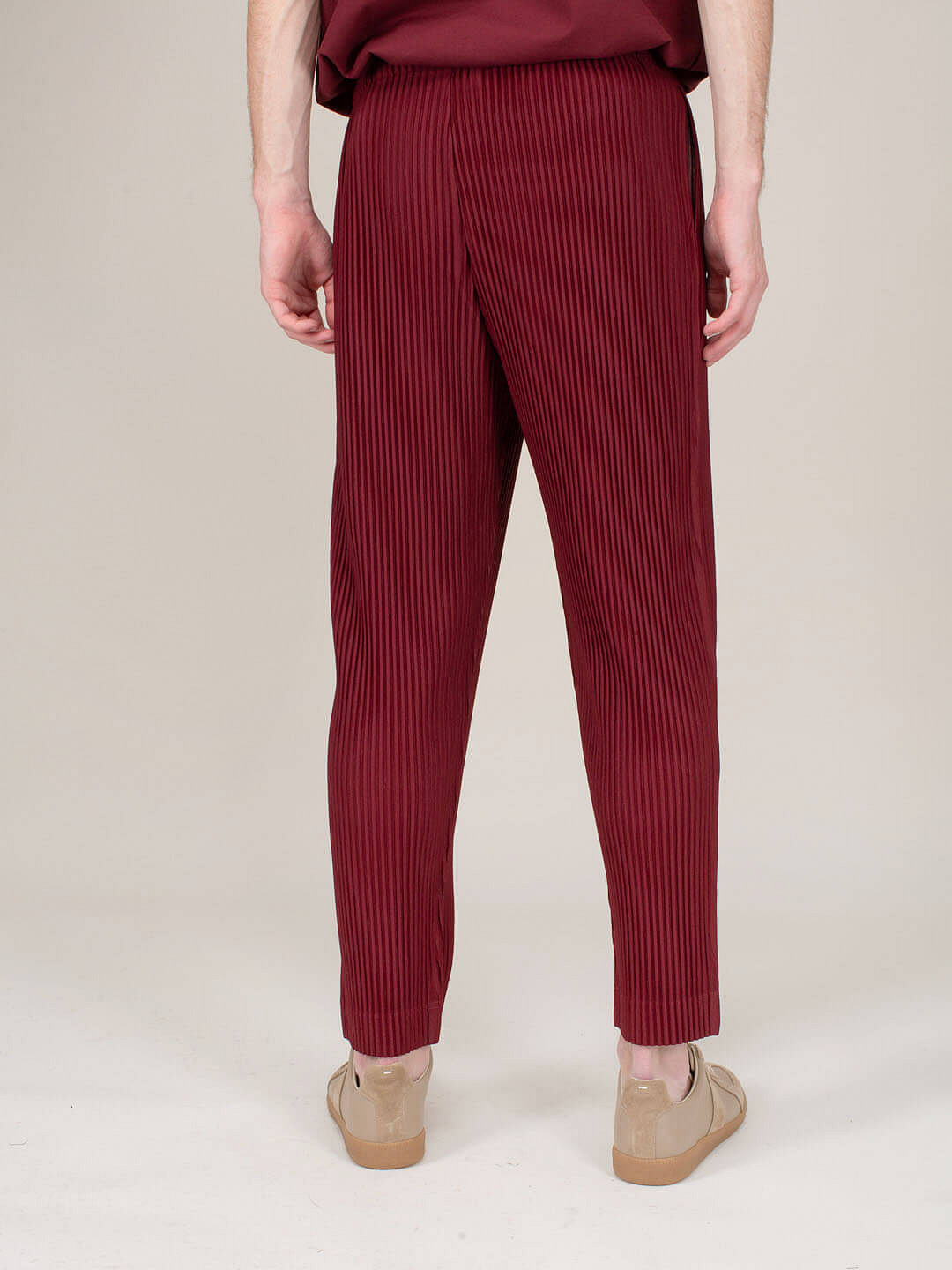 Pants red