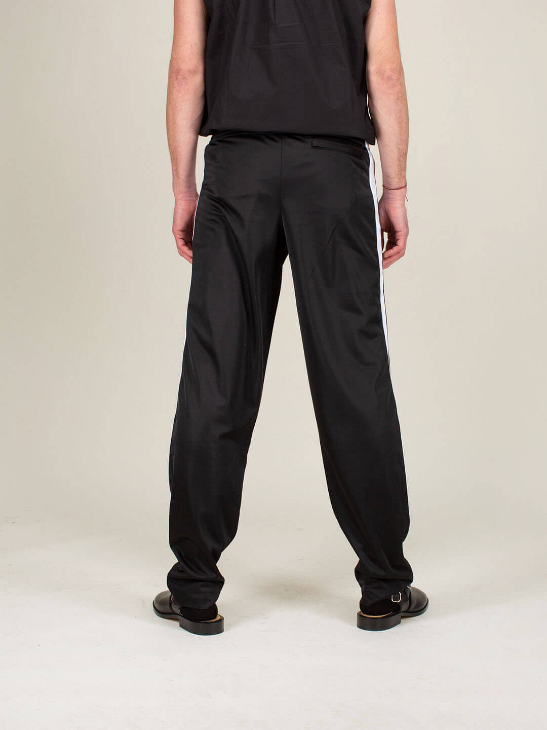Track Pants With Side Insert