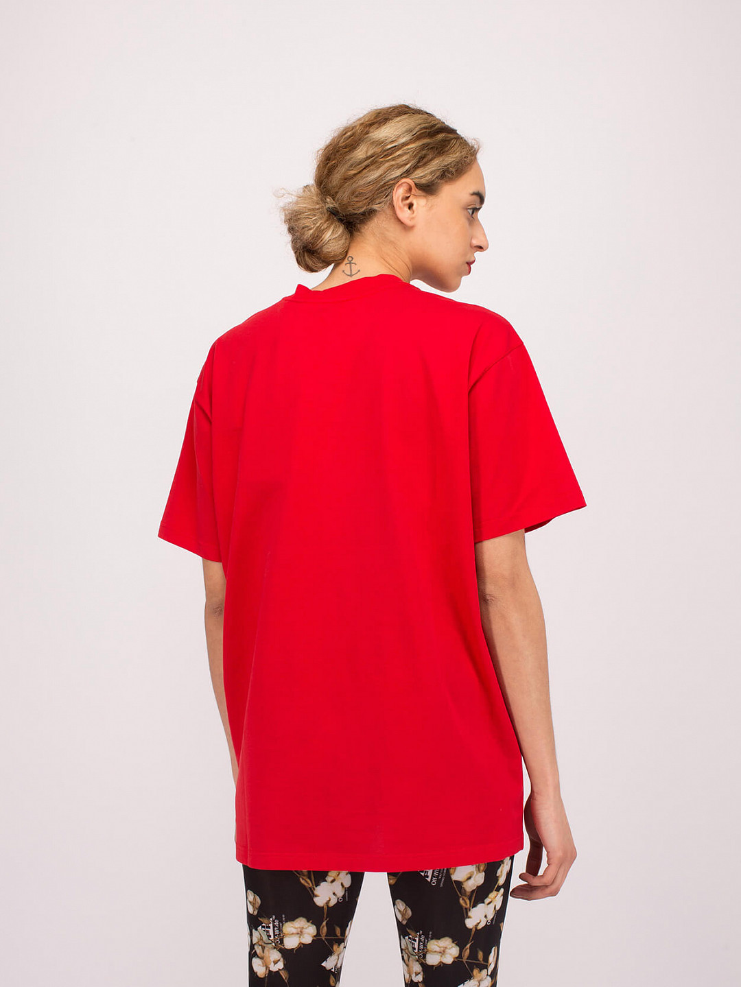 Tee Bambi red