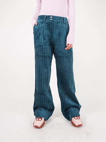 Scape Trouser turquoise
