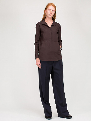 Luise Blouse mocca