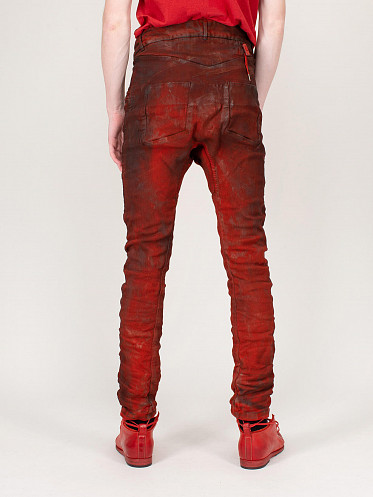 Blood Red Pants