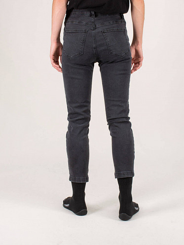 Women Trousers grey
