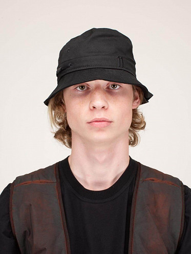 Bucket Hat 11xNE black