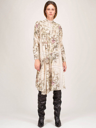 Vanuna Dress Angora