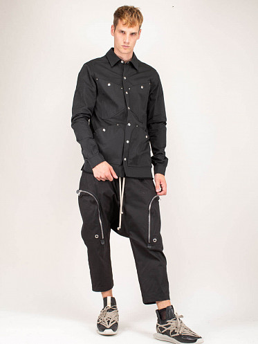 Giacca Four Pockets Outershirt