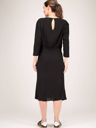 AICHA blackish Dress