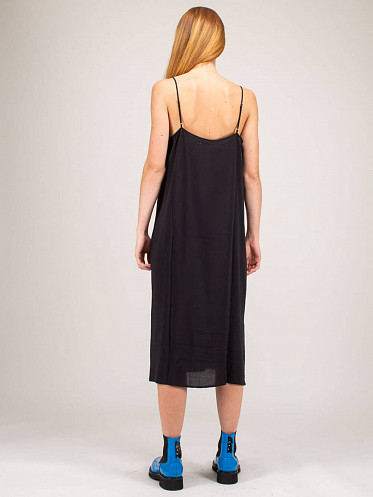 Helma black Dress