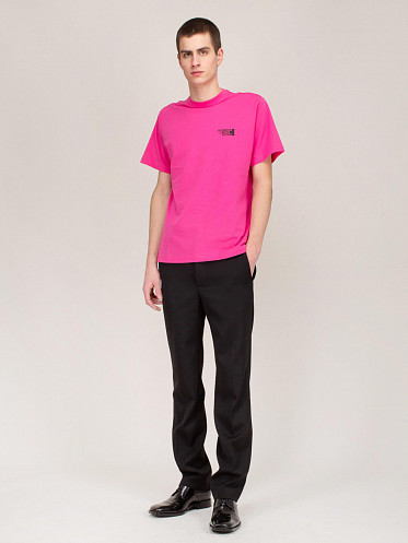 Logo Limited Edition T-Shirt hot pink