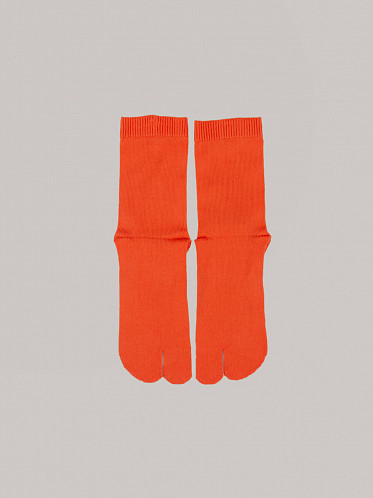 Bootleg Socks orange