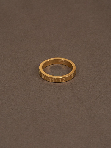 Small Ring Gold