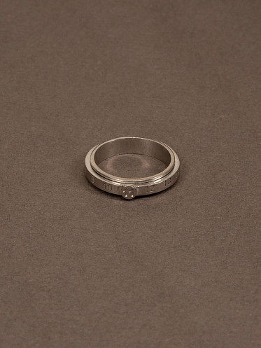 Small Ring Silver