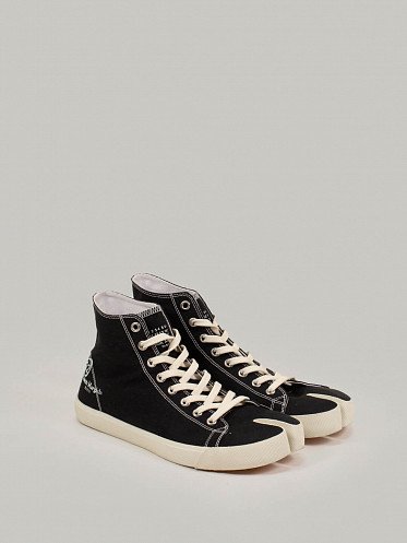 Vandal Tabi Shoes black