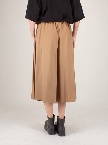 Twill Pant Poly Wool camel