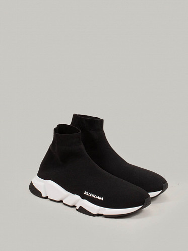 Speedtrainer LT Sneaker black white