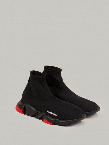 Speedtrainer LT Sneaker black red