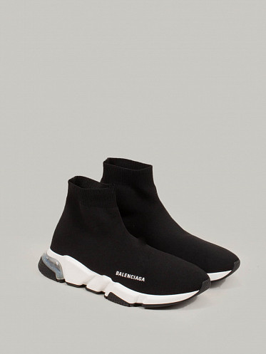 Speedtrainer LT Clearsole Sneaker black white
