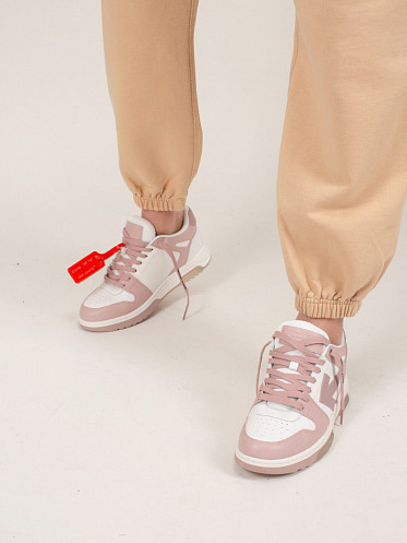 Out Of Office Sneaker white nude