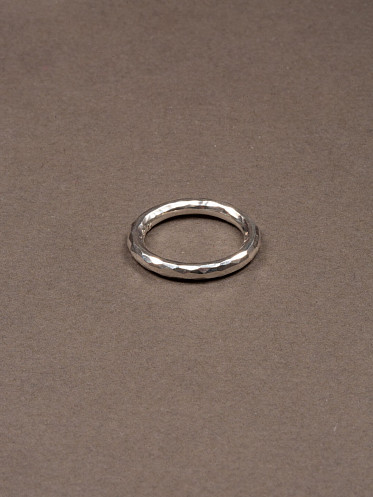 M1203 Ring Classic Round Forged