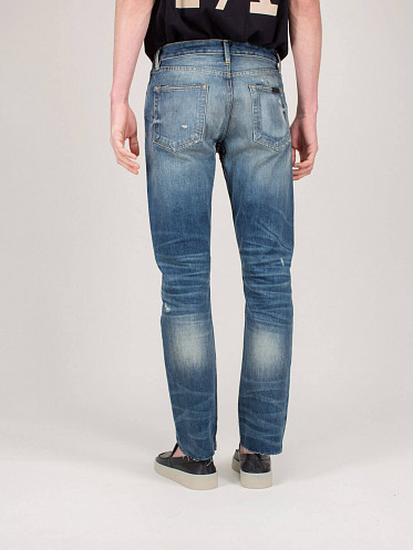 7th Coll Denim Vintage Wash