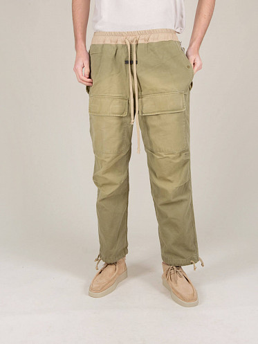 Military Cargo Pants army green
