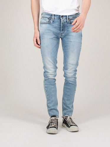 Bolt Destroyed Jeans blue