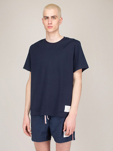 Relaxed Fit Shortsleeve Tee navy