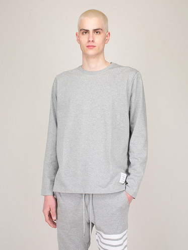 Relaxed Fit Longsleeve Tee grey