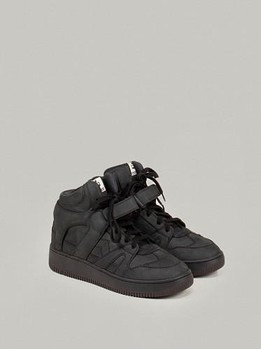 Brooklee Sneakers faded black