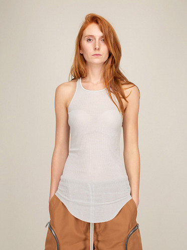 Sleeveless Top oyster