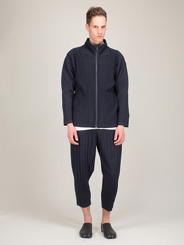 Zip Up Basics navy