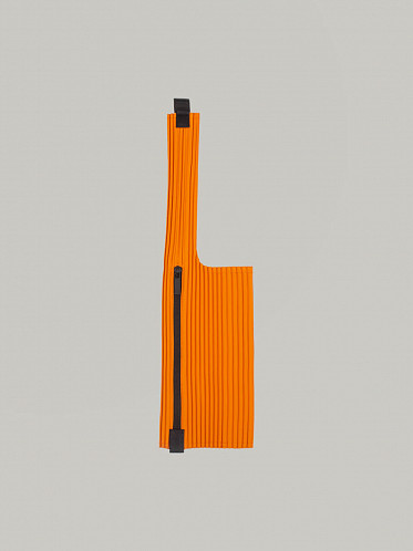 Pleats Easy Bag orange