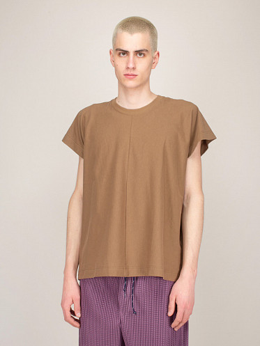 Release T-Shirt brown