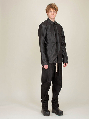 Outershirt black