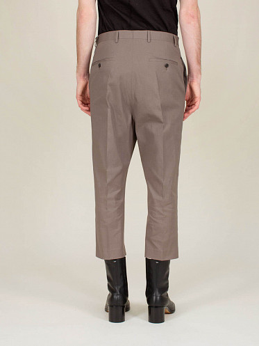 Bela Astaires Cropped Pants dust